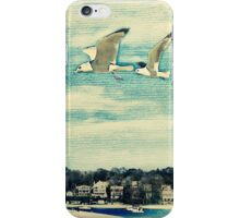 The Love of Flying iPhone Case/Skin