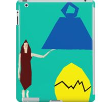 MY LOVE IS STRONGER THAN YOU THINK iPad Case/Skin