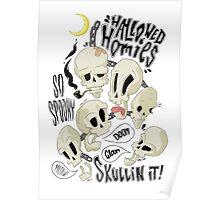 Hallowed Homies Poster