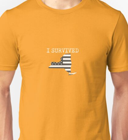 I Survived New York Unisex T-Shirt
