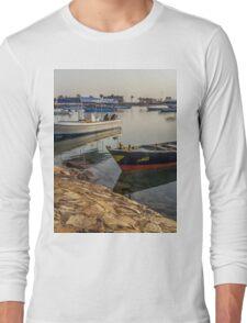 boat no. 9 Long Sleeve T-Shirt