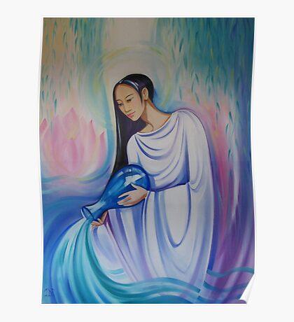Healing Waters Poster