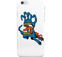 Monster Mouth Claw iPhone Case/Skin