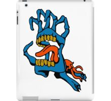 Monster Mouth Claw iPad Case/Skin