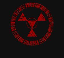 Digital Hazard Symbol Unisex T-Shirt