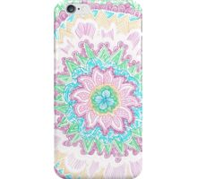 ZENTANGLE 1 iPhone Case/Skin