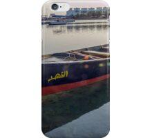boat no. 10 iPhone Case/Skin