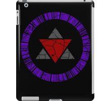 Zero Unit Symbol iPad Case/Skin