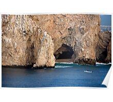Lands End at Cabo San Lucas Poster