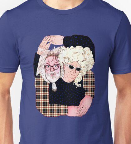 R. Stevie Moore and Gary Wilson Tour 2017 Unisex T-Shirt