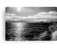 Bay Area Sea Canvas Print