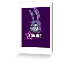 Bonnie (Five Nights At Freddy's) Greeting Card