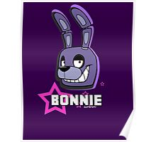 Bonnie (Five Nights At Freddy's) Poster