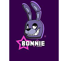 Bonnie (Five Nights At Freddy's) Photographic Print