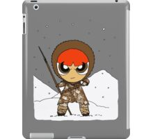 Powerpuff wildling iPad Case/Skin