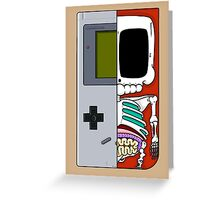 Game Boy Dissected A Greeting Card
