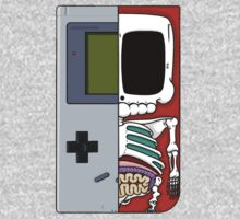 Game Boy Dissected A Kids Clothes