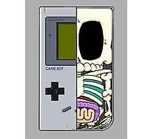 Game Boy Dissected B Photographic Print