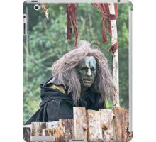 Monsters against Hobbits  6  Olao-Olavia by Okaio Créations fz 1000  c (h) iPad Case/Skin