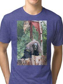 Monsters against Hobbits  6  Olao-Olavia by Okaio Créations fz 1000  c (h) Tri-blend T-Shirt