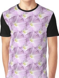 Natural Blooming Flowers - Light Purple Calycinas Graphic T-Shirt