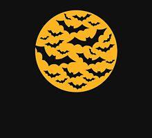 Bats moon Womens Fitted T-Shirt