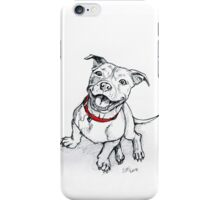 Happy Staffie iPhone Case/Skin