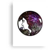 Lorde Nebula Symbol Canvas Print