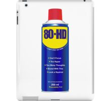 80-HD iPad Case/Skin