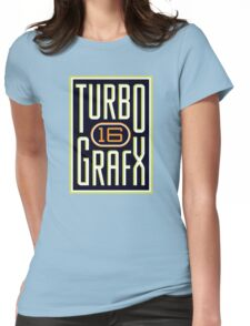 TurboGrafx-16 Womens Fitted T-Shirt