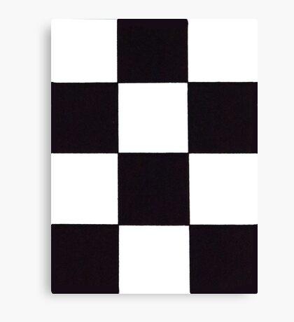 BIGGIE BLOCK SMARTPHONE CASE (Phoney) Canvas Print
