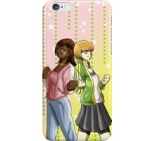 Twin Chariots iPhone Case/Skin