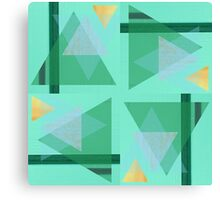 Geometric 1 Canvas Print