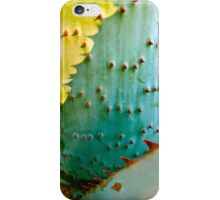 """Cactus Abstract"" iPhone Case/Skin"