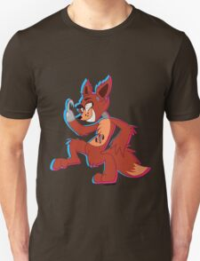 Cartoon Foxy (Five Nights At Freddy's) T-Shirt