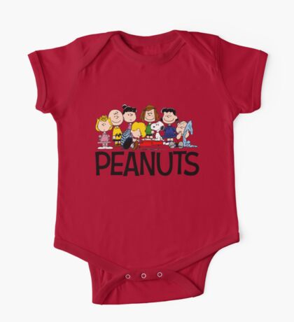 The Complete Peanuts One Piece - Short Sleeve