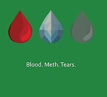 Blood. Meth. Tears by 24julien