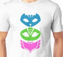 PJ Masks Catboy Owlette Gekko Unisex T-Shirt