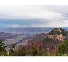 Grand Canyon Monsoon Photographic Print