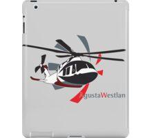 AgustaWestland AW169 iPad Case/Skin