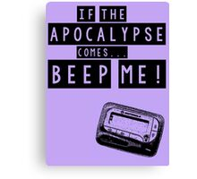 Buffy the Vampire Slayer Apocalypse Canvas Print