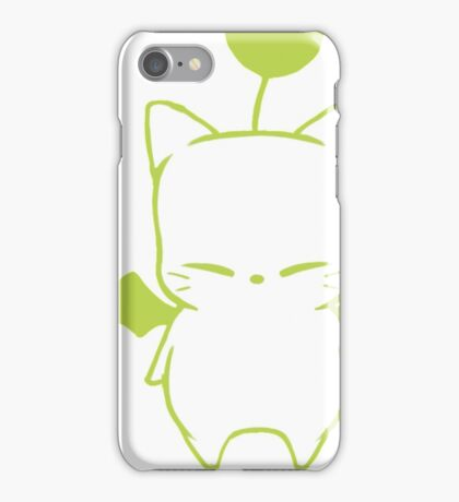 [FFXIV] Church of Mog (Original) iPhone Case/Skin