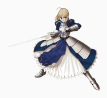 Fate/stay night - Saber Kids Clothes