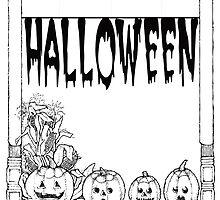Halloweenn by mccdesign