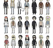 Johnny Depp by androsha