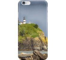 Cape Disappointment Lighthouse iPhone Case/Skin