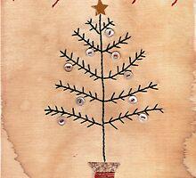 Grandma's Merry Christmas Tree by Rebecca Rees
