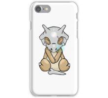 Cubone Sleeping Pokémon iPhone Case/Skin