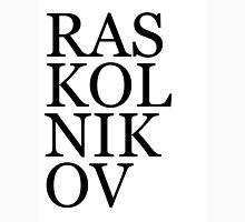 Literary Heroes: Raskolnikov T-Shirt