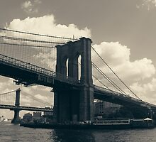Brooklyn Bridge by NathanGordon